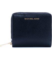 michael michael kors michael kors jet set leather wallet