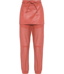 calça feminina fany - laranja