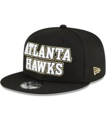 new era atlanta hawks 2020 city series 9fifty cap