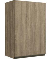 armário aéreo cozinha 60 cm maxxi 1 porta g762 nogal - kappesberg