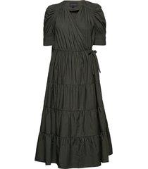 grith dress dresses everyday dresses groen birgitte herskind