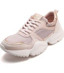 tenis running rosado-blanco ocean pacific marbella-m3