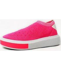 tênis meia ariel neon feminino