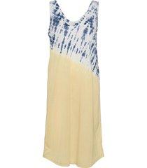 jessica knälång klänning multi/mönstrad rabens sal r