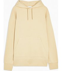 mens stone peached hoodie