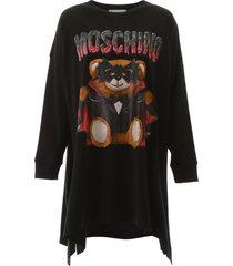 moschino bat teddy bear dress