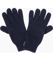 guanti in lana e cotone