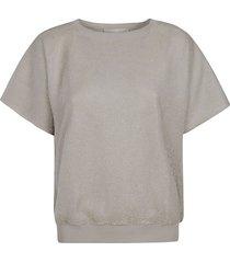 fabiana filippi embellished ribbed sweatshirt