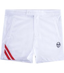 sergio tacchini time shorts | white | 14560-000