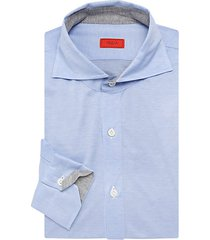 cotton jersey dress shirt