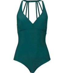 costume intero modellante livello 1 (verde) - bpc bonprix collection