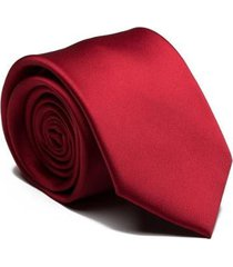 gravata classic - red key design masculina