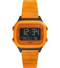 reloj fossil hombre fs5678