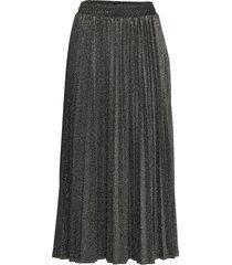 marion skirt knälång kjol svart guess jeans