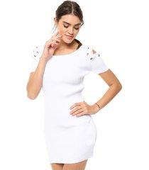 vestido blanco laila alioth