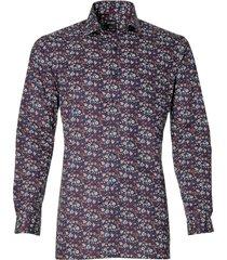 olymp overhemd - modern fit - bordeaux