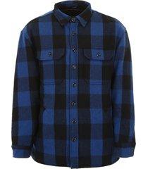 r13 check shirt jacket