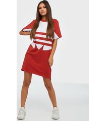 adidas originals lrg logo dress loose fit dresses