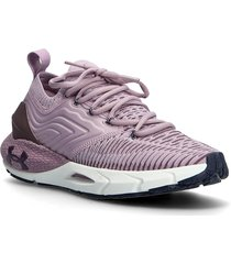 ua w hovr phantom 2 inknt shoes sport shoes running shoes rosa under armour