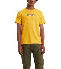 levi's men's boxtab graphic t-shirt