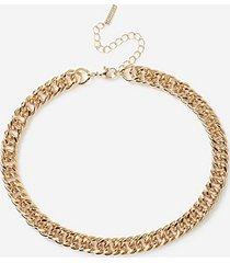 *chain necklace - gold