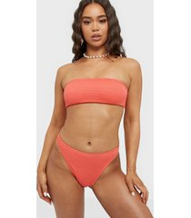 south beach hi leg bikini bottom trosa