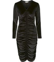 velourklänning faryliw slim dress