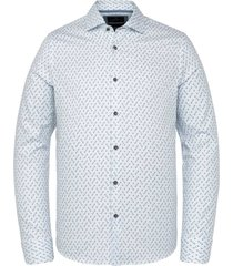 vanguard overhemd wit regular fit vsi211200/7003