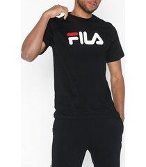 fila classic pure ss t-shirts & linnen svart