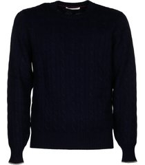 brunello cucinelli knitted sweater