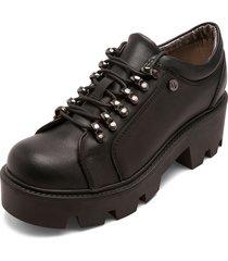 zapatos de plataforma oxford anuwa chanell