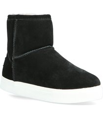 basel shoes boots ankle boots ankle boot - flat svart axelda for feet