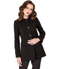 casaco acinturado argentum