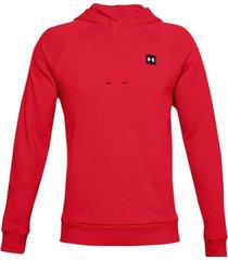 sweater under armour rival fleece hoodie