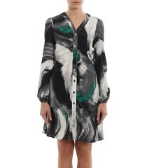 diane von furstenberg - calico dress