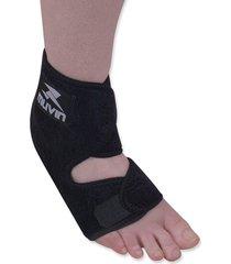 tornozeleira ajustável muvin tnz-300 preto