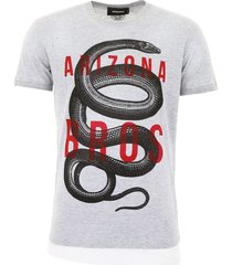 dsquared2 snake t-shirt