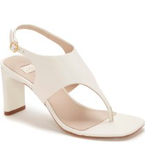 louise et cie lalo thong sandal, size 8 in muslin at nordstrom