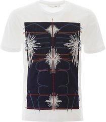 craig green embroidered print t-shirt