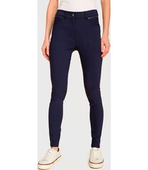 jeans ash pitillo azul - calce ajustado