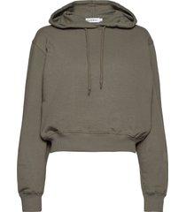 hoodie hoodie trui groen bread & boxers