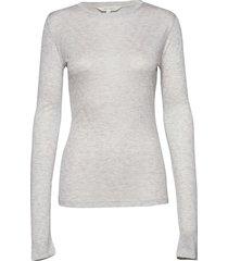 fermi t-shirts & tops long-sleeved grijs gai+lisva