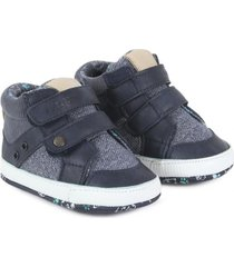 zapatilla cam azul marino black and blue