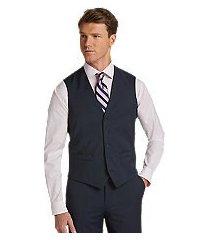 travel tech collection slim fit men's suit separate vest by jos. a. bank