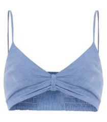 top cats jeans luiza botto – azul