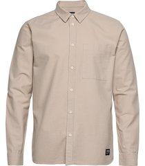 dale shirt overhemd casual beige dr. denim