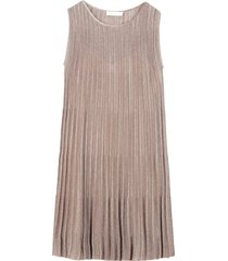 fabiana filippi lurex knit dress