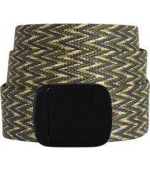 cinturon unisex t-lock 30 marrón doite