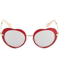 52mm heart sunglasses