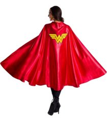 buyseasons women's dc comics superheroes wonder woman deluxe cape